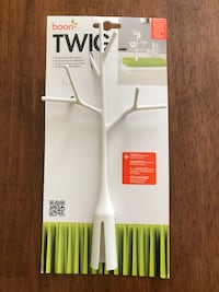 white Boon Twig drying rack accessory New York, 11207