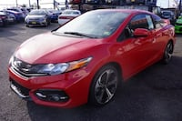 2015 Honda Civic Si Coupe 6-Speed MT Woodbridge, 22191