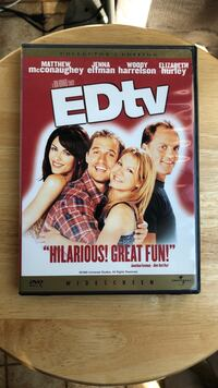 EDtv DVD Movie