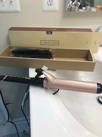 """Hair curling iron 1.5"""". -Brand New Bryans Road, 20616"""
