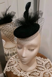 Handmade Fancy Costume Hat *Delivery Available* Hamilton, L9H 5N7