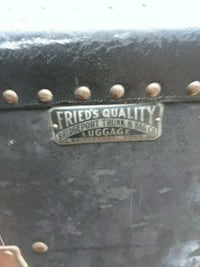 black Fried's Quality luggage Los Angeles, 90026