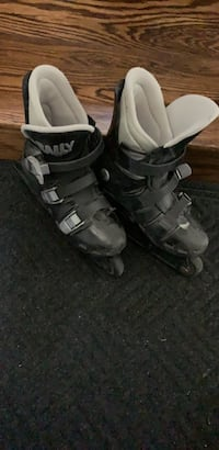 Rally roller blades. Size 7.
