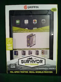 GRIFFIN SURVIVAL SURVIVOR ALL TERRAIN IPAD PRO 9.7 INCH + IPAD AIR 2 PROTECTOR CAS Montreal East