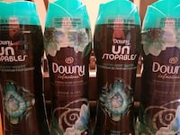 NEW Downy Unstoppables  Bethesda