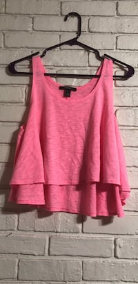 Forever 21 pink crop top Arnold, 69120