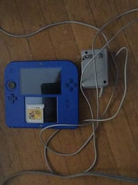 Nintendo 2ds comes with mario kart and mario maker (negotiable ) Vancouver, V5K 1J3