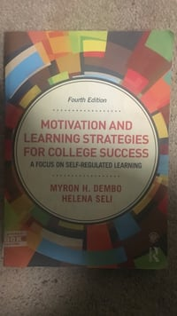 Motivation and learning strategies book