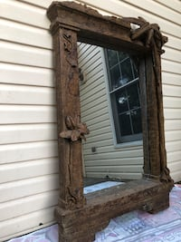 Mirror with wood frame 5 X 29 X 50 inches Woodbridge, 22192