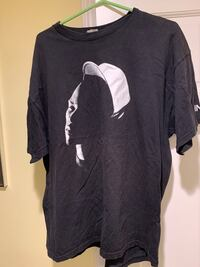 XL Promotional shirt for the movie ATL/King the album by T.I. Washington, 20016