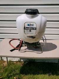 B&G Pest Pro Power 4 Backpack Sprayer District Heights, 20747