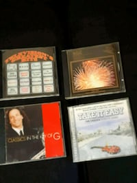 Music  cds 2$ each St. Catharines, L2M 4G1