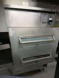 [TL_HIDDEN]  Middleby Marshall ps360's double stack conveyor ovens Oak Park, 48237