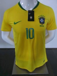 2018 World Cup Brazil Home Jersey   Mississauga, L5B 3M8
