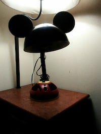 Mickey mouse lamp Charlottesville, 22901