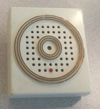 High pitched sound maker that scares off mice's, Rats and insects
