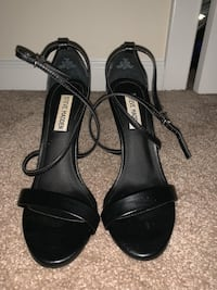 Steve Madden black heels size 7 Washington, 20002