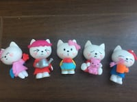 Hello kitty ornaments $1 each Vancouver