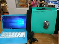 HP 14.1 Windows 10 Laptop with Case and Wireless M Fresno, 93706