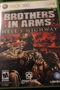 Xbox 360 brothers in arms Harlingen, 78550