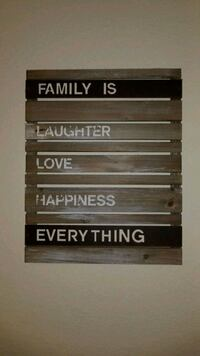 black and gray wooden wall decor San Diego