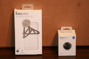 new 2 ExoLens  Photo Zoom Lens for iPhone 6 Plus