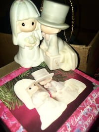 Precious Moments Our First Christmas in original box Milwaukee, 53225