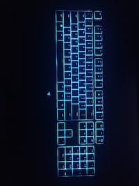 Gaming keyboard Freeland, 21053