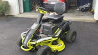 yellow and black ride on mower Columbus, 43230