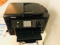Epson workforce 3540 printer, copier, scanner, fax. Like new condition.  Oakton, 22124