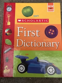 New kids dictionary. Book