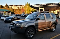 Team West Auto Group 2003 Nissan Xterra 4WD Supercharged Local No accident One owner xterra Coquitlam