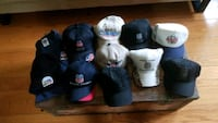 assorted-color fitted cap lot Lombard