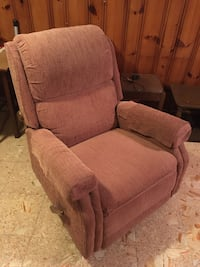 Lazyboy-type recliner