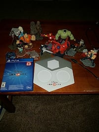 PS4 - Disney Infinity  Woodbridge, 22192