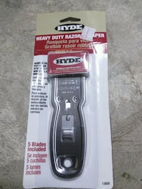 Hyde Heavy Duty Razor Scapper Canby, 97013