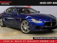 2014 Maserati Ghibli S Q4 Walnut Creek, 94597