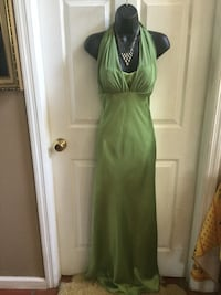 David's Bridal Mint Green Formal Evening Gown Pembroke Pines, 33025