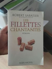 Robert Savatier les fillettes chantantes roman par albin michel book