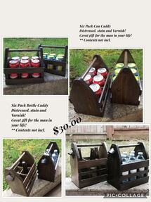 Your Six Pack Can Caddy