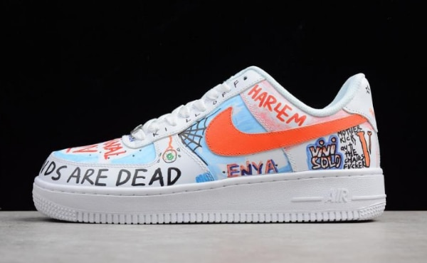 Used Pauly x Vlone Pop Nike Air Force One Low For Sale for sale in ... 2e0a8d97b4