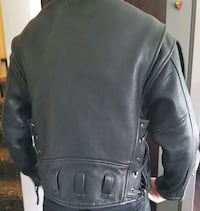 Leather Motorcycle jacket Toronto, M6H 3A1