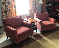 Pair of Club Chairs  Newmarket, L3Y 1H3