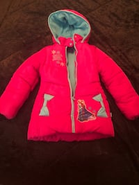 pink and blue zip-up hoodie Idaho Falls, 83402