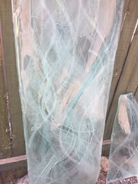 Decorative Glass Panel Santa Fe, 87507