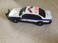 white and black car die-cast model Hickory Hills, 60457