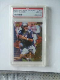 Topps football player trading card Crest Hill, 60403