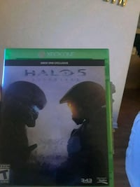 Halo 5 Xbox One game case Suitland, 20746
