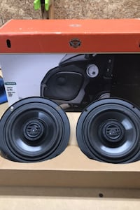 Harley Davidson touring speakers Coventry, 02816