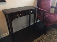 Accent Wooden Table  Plano